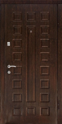 Изображение Дверь Форпост Люкс Венге