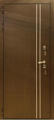 Изображение Дверь ДК Термо Тепло-Люкс