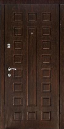 Изображение Дверь Люкс Беленый дуб