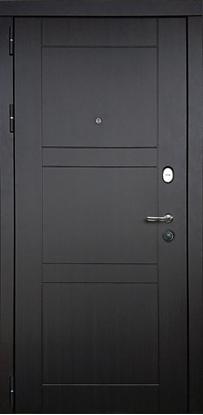 Изображение Дверь ДК Тепло-Макс Венге