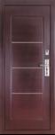 Изображение Дверь Форпост 128 С Венге