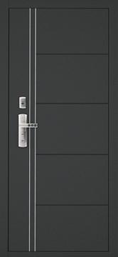 Изображение Дверь Форпост 128 С Белёный дуб