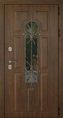 Изображение Дверь ДК Лион Орех